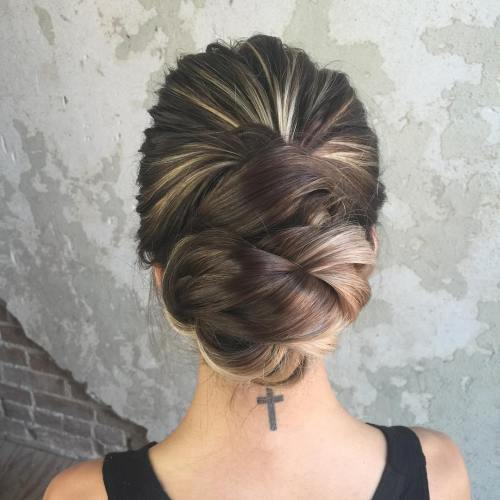 40 Most Delightful Prom Updos for Long Hair in 20