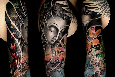 Dragon Sleeve Tattoo and Other Amazing Full Sleeve Tattoos .