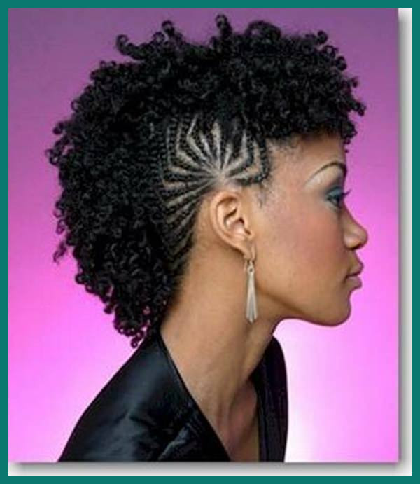 Braided Mohawk Hairstyles 495433 45 Fantastic Braided Mohawks to .