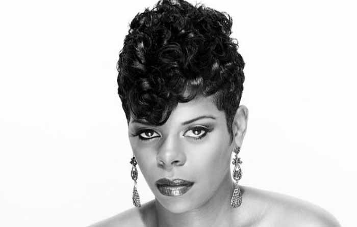 Fantastic Short Curly Mohawk Hairstyles For Black Women | Sophie .