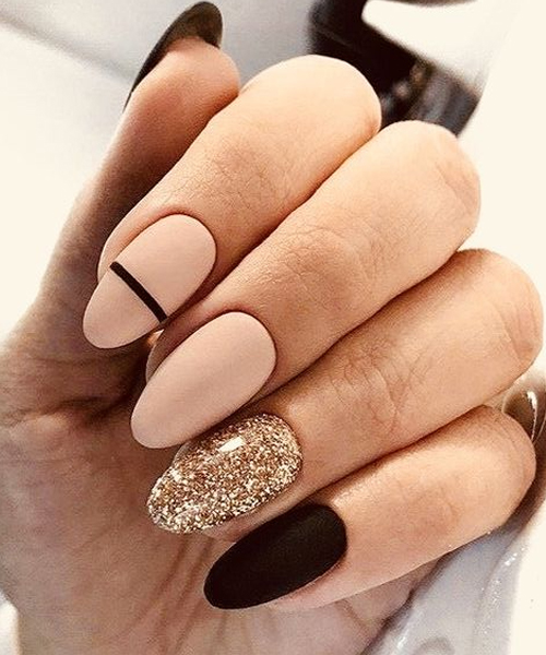 Fantastic Matte Nail Art Designs Looks Cute and Stylish   Weekly .