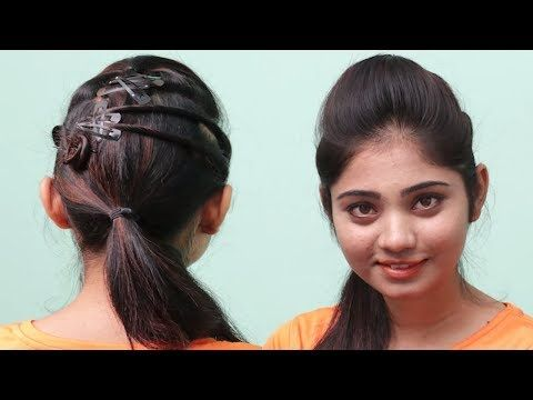 PlayEven Fashions - YouTube | Easy party hairstyles, Party hair .