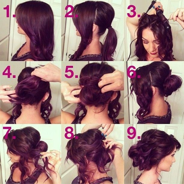 Fashionable and Beautiful Hairstyle Tutorials Every Woman Would .