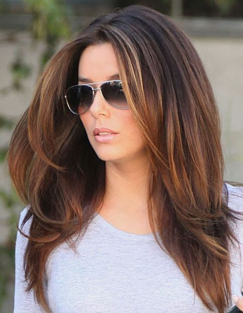 Fashionable Long Hairstyles