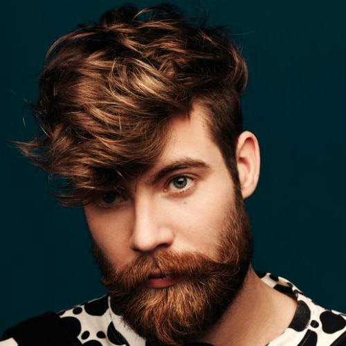 40 Medium Length Hairstyles for Men to Rock the Fashionable Look .