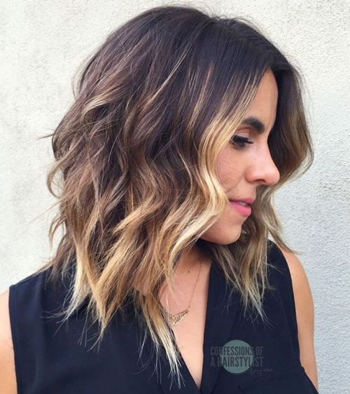20 Fashionable Mid-Length Hairstyles for Fall - Medium Hair Ideas .