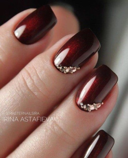 100+ Beautiful And Stylish Nail Art Ideas | Nail jewe