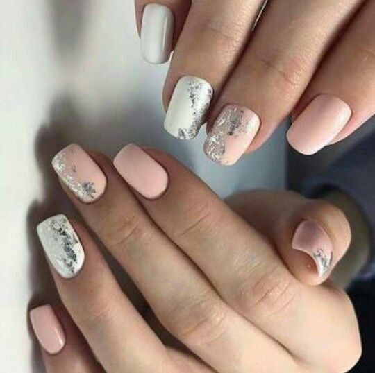 2018 trending nail art designs | Trendy nails, Manicu