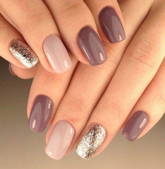 Trending Nail Art Designs And Ideas 2018 | Fall Cool Nail Design .
