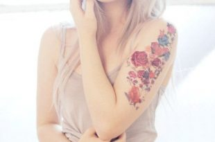 14 Fashoiable and Special Tattoo Designs Inspired by Natu ...- 14 .