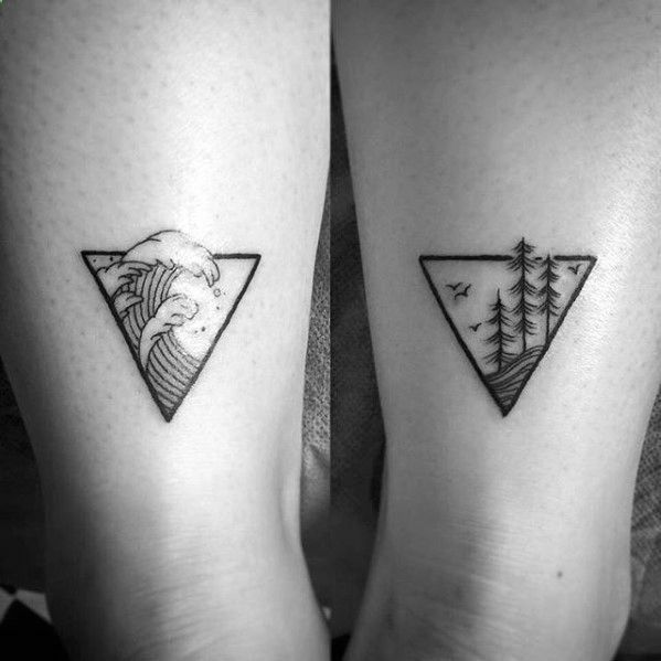24 MINIMALIST TATTOO DESIGNS – CATCH YOUR TINY INSPIRATION .
