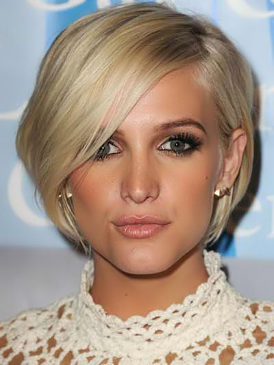 14 flattering short hairstyles for your office look | Short hair .