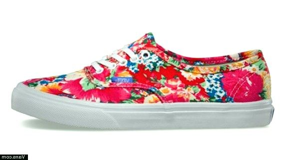 Floral sneaker trends for 2014 spring runway trends | Sneakers .