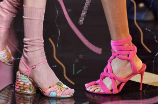 Spring/ Summer 2020 Shoe Trends - Glows