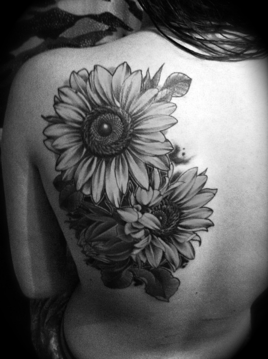 14 Floral Tattoo Designs for the Season - Pretty Desig