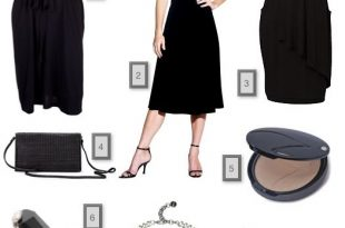 Accessories For Black Evening Dress | Black dress accessories .