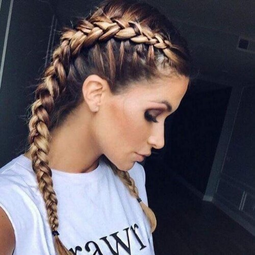 French Braid Madness: 50 Hairstyles to Try Out | Hair Motive Hair .