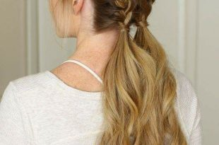 30 Latest Hairstyles For Girls With Long Hair 2019 (With images .