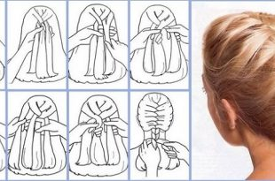 How to Make French Braid Hairstyle Tutoria