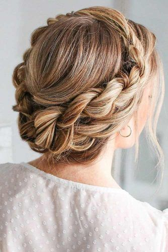 70 Charming Braided Hairstyles | LoveHairStyles.c