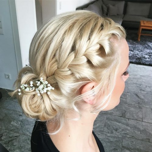 10 Sexiest French Braid Hairstyles That Are Easy to T