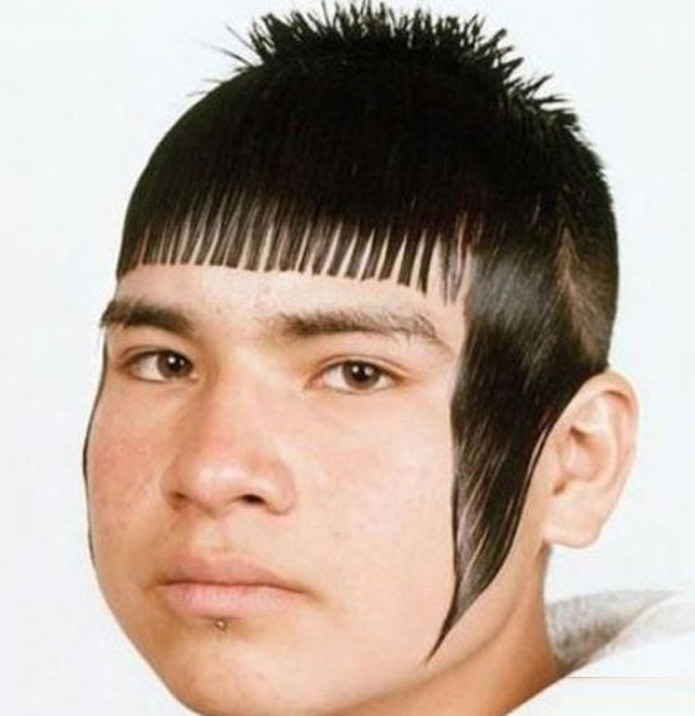 Top 20 Worst Haircuts too funny! | hair humor | bad hair styles .