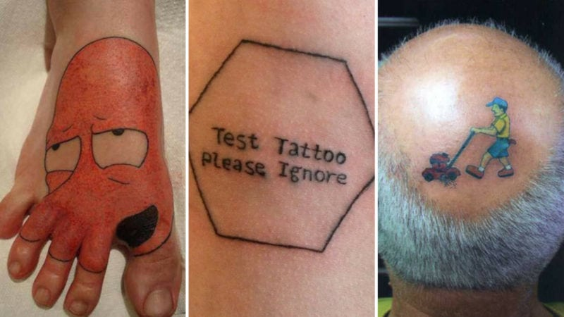 Get Inked: Funny Tattoos To Make You Laugh | To