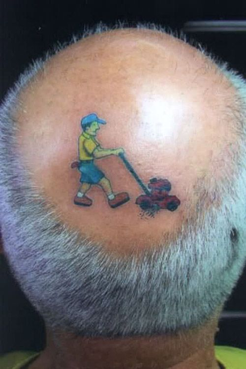 15 Very Funny Tattoo Designs for Men and Women | Funny tattoos .