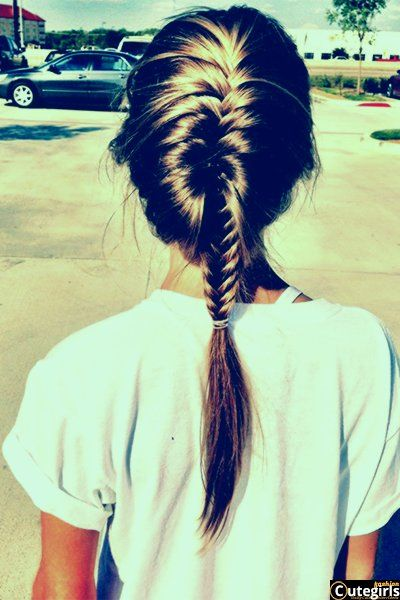 16 Glamorous French Braid Hairstyles in 2020 | French braid .