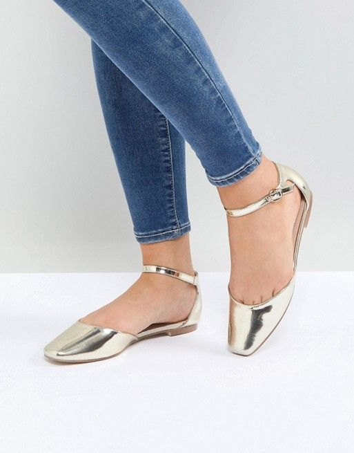 Cute, style, simple, shiny party shoes, silver, jeans, cute .