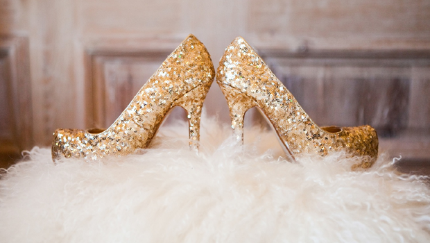 Glamorous Party Shoes