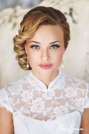 16 Glamorous Wedding Updos for Women - Pretty Desig