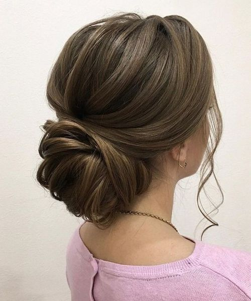 Glorious Updo Hairstyles 2019 for Fine Hair to Look Ideal and .