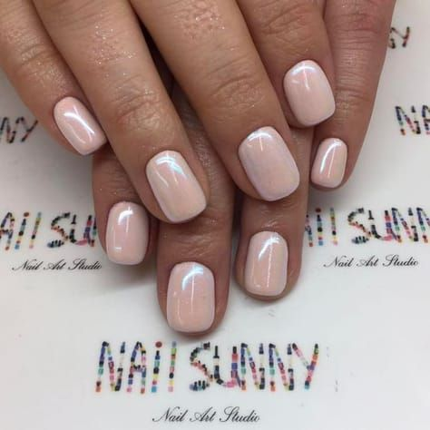 83 Pointy and Chrome Summer Nail Color Design Ideas for 2019 .