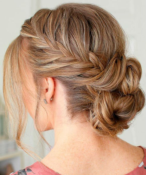 Really Gorgeous Braided Updo Prom Hairstyles for Women | Hair and Co