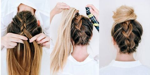 8 GORGEOUS long hair tutorials you should steal from Pintere