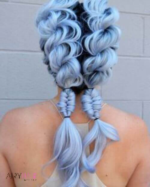 37+ Breathtaking Mermaid Inspired Hairstyles with Hair Extensio