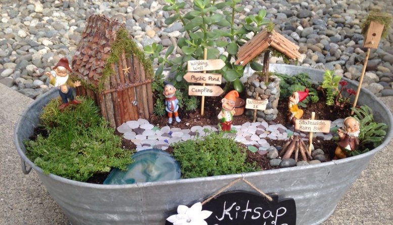 30 Amazing Fairy Garden Ideas You Can Try at Home - DIY Home A