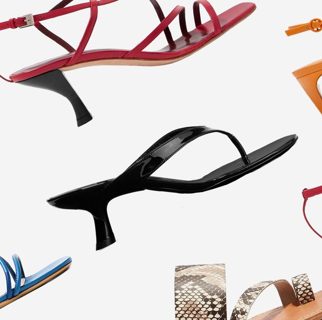 15 Best Summer Sandals 2019 - Flat and Heeled Sandals for Summ