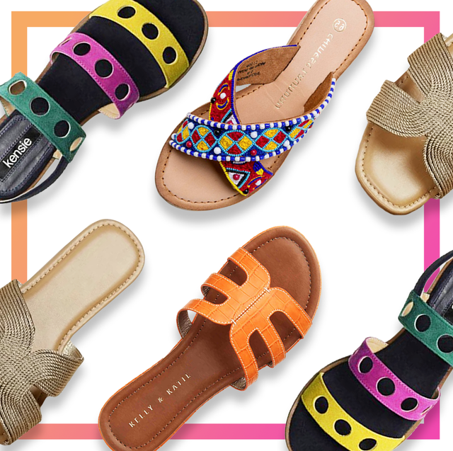 Great Flat Sandals for Summer