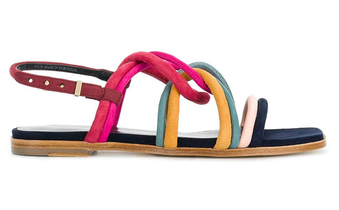 13 Best Summer 2020 Flat Sandals for Women & Tips for Wearing Th