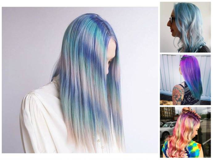 Hair color ideas for summ