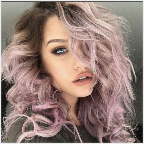 New Year Best Hair Color Ideas 20