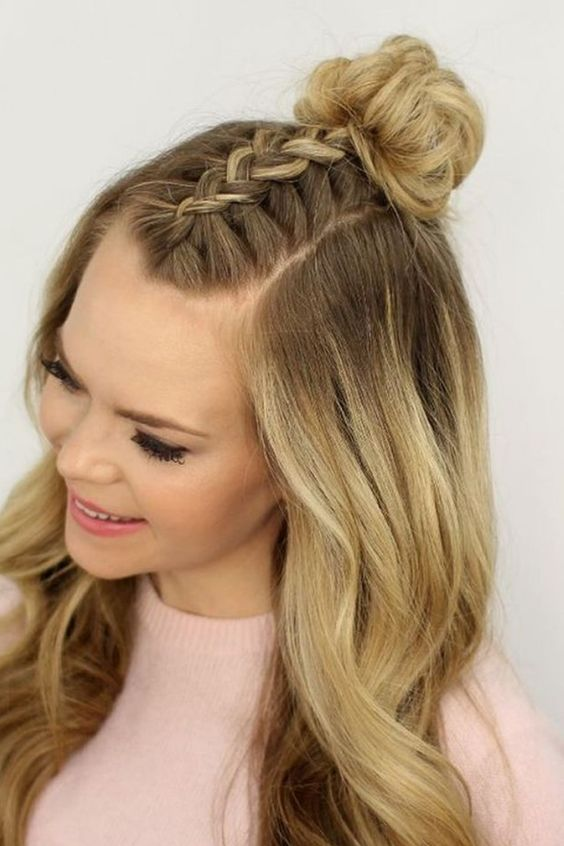 Great Hairstyles That You Can Do At Home - Society