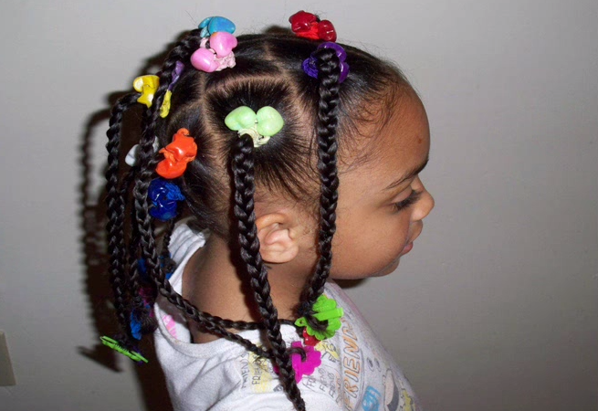 10 Cute Black Kids Hairstyles - Styles Girls Will Lov