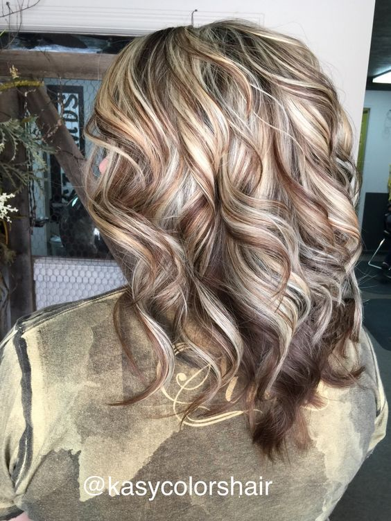 70 Fall Hair Color Hairstyles For Blonde Brown Red Carmel Colors .