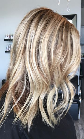 Great Hairstyles With Blonde Highlights