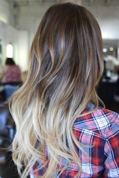 16 Great Highlighted Hairstyles | Haare männer, Haarschönhe