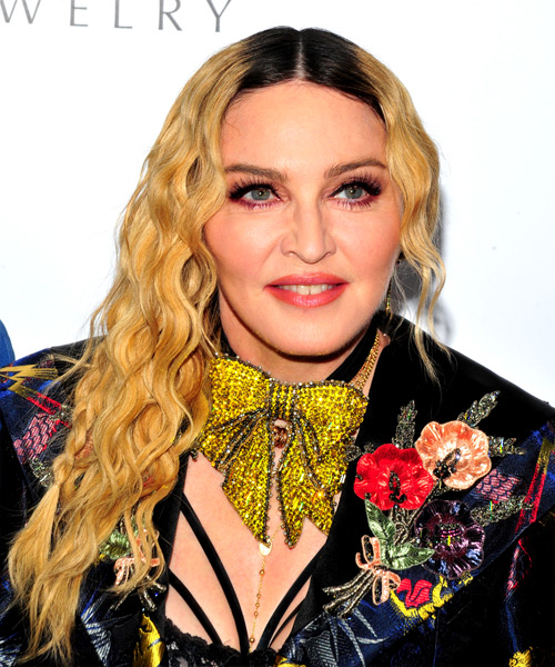 10 Madonna Hairstyles, Hair Cuts and Colo