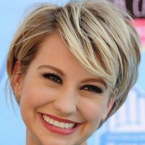 55 Alluring Ways to Sport Short Haircuts with Thick Hair | Hair .